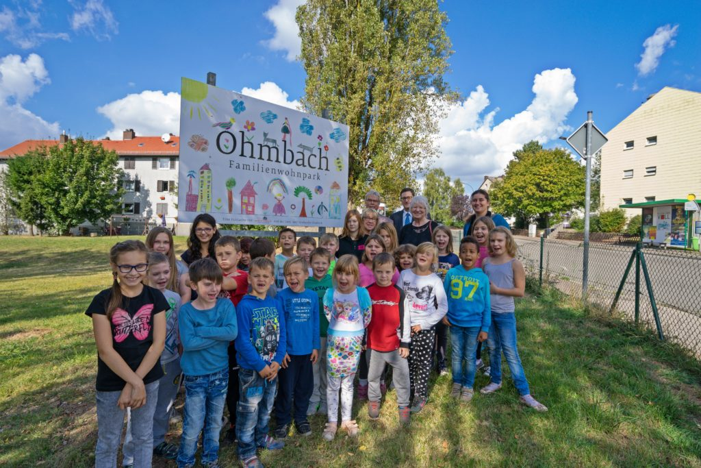 Familienwohnpark Ohmbach
