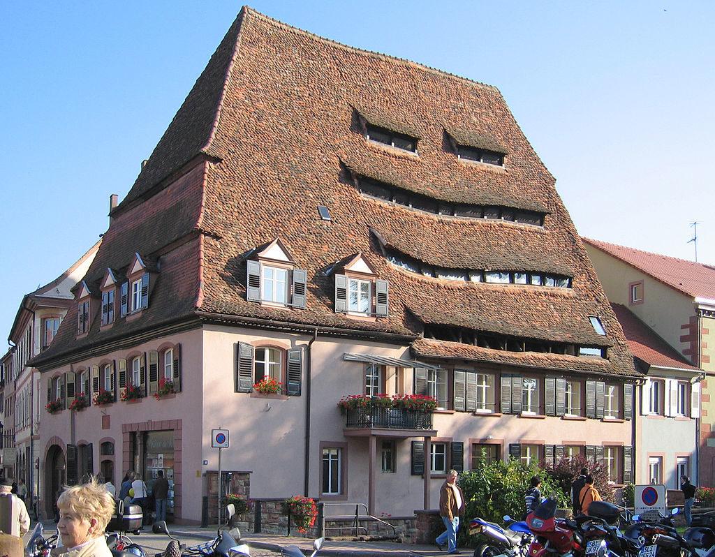 Salzhaus in Wissembourg (Foto: Hans Buch/frei)